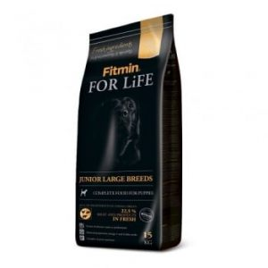 Fitmin For Life Junior large breeds корм для щенков