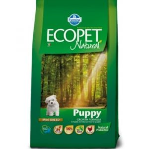 Farmina Ecopet Natural Pappy Medium корм для щенков