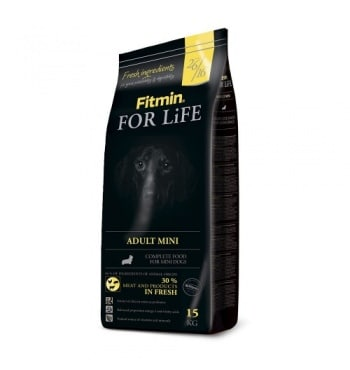 Fitmin For Life Adult Mini корм для собак