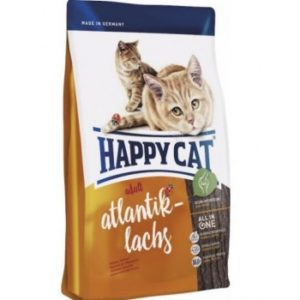 Happy Cat Supreme Adult Atlantik Lachs сухой корм для кошек