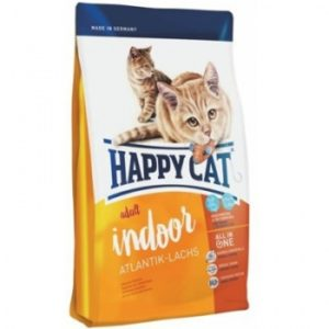 Happy Cat Supreme Indoor Atlantik Lachs сухой корм для кошек